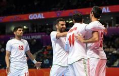 VIDEO Highlights | ĐT Iran 4-2 ĐT Mỹ | Bảng F FIFA Futsal World Cup Lithuania 2021™
