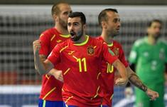 Tây Ban Nha 4-2 Nhật Bản: Ngược dòng thắng kịch tính, ĐT futsal Tây Ban Nha giành vé sớm vào vòng 1/8