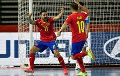 VIDEO Highlights | ĐT Tây Ban Nha 4-2 ĐT Nhật Bản | Bảng E FIFA Futsal World Cup Lithuania 2021™