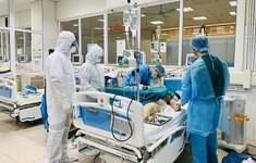 Bệnh nhân F0 chạy ECMO đầu tiên của Hà Nội khỏi bệnh
