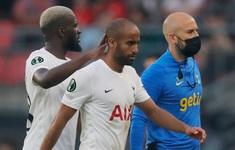 Kết quả Europa Conference League sáng 17/9: Tottenham ngậm ngùi chia điểm, AS Roma đại thắng