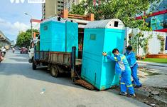 Lực lượng chức năng Hà Nội gỡ bỏ chốt kiểm soát ở 19 quận, huyện thuộc Vùng 1