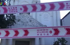 TP. Đông Hà, tỉnh Quảng Trị trong ngày đầu thực hiện chỉ thị 16