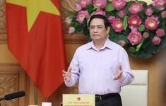 """Thủ tướng: Việt Nam luôn đồng hành cùng doanh nghiệp, """"lợi ích hài hòa, rủi ro chia sẻ"""""""