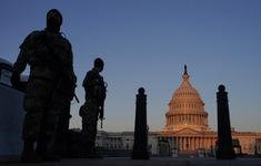 Mỹ triển khai lực lượng vệ binh quốc gia hỗ trợ bảo vệ điện Capitol