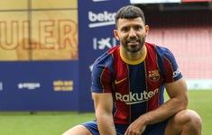 Sergio Aguero có thể trở lại thi đầu từ tháng 10