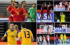 Những đội bóng sớm giành vé vào vòng 1/8 FIFA Futsal World Cup Lithuania 2021™