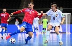 TRỰC TIẾP Futsal Costa Rica vs Lithuania | Bảng A FIFA Futsal World Cup Lithuania 2021™