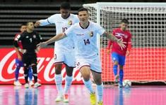 TRỰC TIẾP FUTSAL | ĐT Venezuela 0-1 ĐT Kazakhstan: Douglas mở tỷ số!
