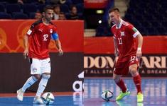 TRỰC TIẾP | ĐT futsal Guatemala - ĐT futsal Nga | Bảng B FIFA Futsal World Cup Lithuania 2021™