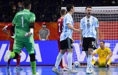 VIDEO Highlights | ĐT Argentina 4-2 ĐT Serbia | Bảng F FIFA Futsal World Cup Lithuania 2021™