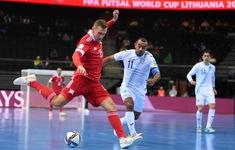 VIDEO Highlights | ĐT Guatemala 1-4 ĐT Nga | Bảng B FIFA Futsal World Cup Lithuania 2021™