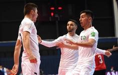 VIDEO Highlights | ĐT Ai Cập 1-2 ĐT Uzbekistan | Bảng B FIFA Futsal World Cup Lithuania 2021™