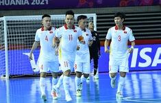 Kịch bản nào để ĐT Việt Nam vượt qua vòng bảng FIFA Futsal World Cup Lithuania 2021™?
