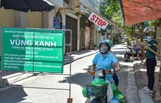 """Nhiều địa phương cho phép người ở """"vùng xanh"""" của Hà Nội vào địa bàn"""