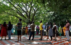 Ấn Độ lập kỷ lục tiêm vaccine 20 triệu liều/ngày