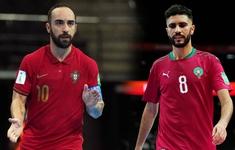VIDEO Highlights | ĐT Bồ Đào Nha 3-3 ĐT Ma-rốc | Bảng C FIFA Futsal World Cup Lithuania 2021™