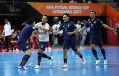TRỰC TIẾP | ĐT Thái Lan - ĐT QĐ Solomom | Bảng C FIFA Futsal World Cup Lithuania 2021™