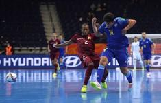 KT | ĐT Venezuela 1-1 ĐT Kazakhstan: Chia điểm kịch tính! | Bảng A FIFA Futsal World Cup Lithuania 2021™
