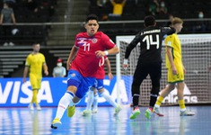 VIDEO Highlights | ĐT Costa Rica 1-2 ĐT Lithuania | Bảng A FIFA Futsal World Cup Lithuania 2021™