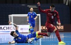 VIDEO Highlights | ĐT Venezuela 1-1 ĐT Kazakhstan | Bảng A FIFA Futsal World Cup Lithuania 2021™