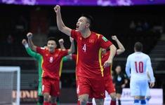 Buộc CH Séc phải chia điểm, ĐT futsal Việt Nam xuất sắc giành vé vào vòng 1/8