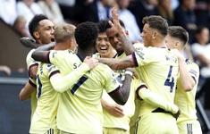 Arsenal thắng trận thứ hai liên tiếp tại giải Ngoại hạng Anh