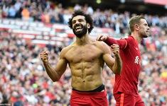 Thắng thuyết phục Palace, Liverpool vươn lên dẫn đầu BXH