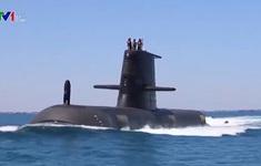 Australia hủy hợp đồng mua tàu ngầm với Pháp