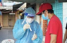 """Các mẫu test nhanh liên quan đến """"ổ dịch"""" tại Long Biên đều âm tính"""