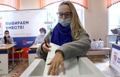 Bầu cử Duma quốc gia: Đảng Nước Nga thống nhất dẫn đầu