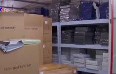 Dịch vụ lưu trữ đồ bùng nổ tại Singapore