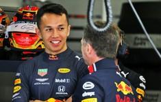 Alexander Albon có thể trở lại Red Bull trong tương lai