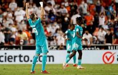 Real Madrid ngược dòng thắng kịch tính Valencia