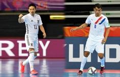 TRỰC TIẾP   ĐT futsal Nhật Bản - ĐT futsal Paraguay   Bảng E FIFA Futsal World Cup Lithuania 2021™