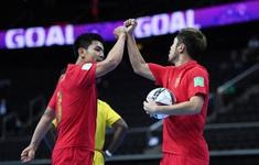 KT | ĐT Thái Lan 9-4 ĐT QĐ Solomon | ĐT Thái Lan giành quyền vào vòng 1/8 FIFA Futsal World Cup Lithuania 2021™