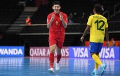 VIDEO Highlights| ĐT Thái Lan 9-4 ĐT QĐ Solomon | Bảng C FIFA Futsal World Cup Lithuania 2021™