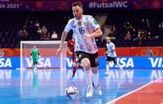 TRỰC TIẾP FUTSAL | ĐT Iran - ĐT Argentina | Bảng F FIFA Futsal World Cup Lithuania 2021™