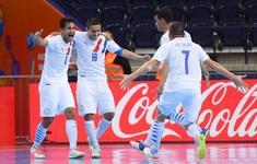 VIDEO Highlights | ĐT Nhật Bản 1-2 ĐT Paraguay | Bảng E FIFA Futsal World Cup Lithuania 2021™