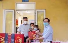 Tết Trung thu đặc biệt cho con em người khiếm thị tại Hà Nội