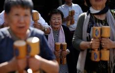Nhật Bản có số người cao tuổi ở mức kỷ lục