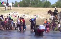 Mỹ giải quyết dòng người di cư đổ về biên giới với Mexico