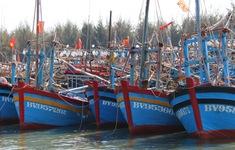 72 tàu dịch vụ sẽ ra khơi hỗ trợ gần 2.700 ngư dân trên biển