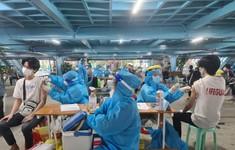 TP. Hồ Chí Minh đã bao phủ vaccine mũi 1 cho hơn 90% người trên 18 tuổi