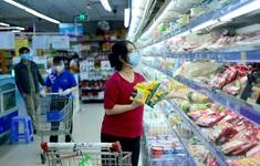 """Siêu thị """"vùng xanh"""" tại TP Hồ Chí Minh đón khách trở lại"""