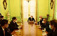 Việt Nam - Cuba triển khai các thỏa thuận cấp cao