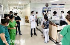 Đồng Nai yêu cầu quản lý chặt các nguồn lây từ bệnh viện