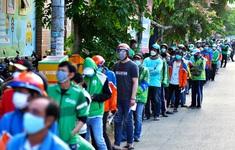 TP Hồ Chí Minh đề nghị giữ nguyên giá ship hàng như khi chưa giãn cách