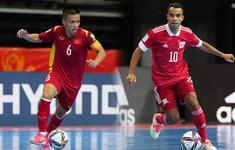 ĐT futsal Việt Nam và thách thức trước Á quân World Cup 2016