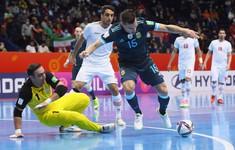 VIDEO Highlights | ĐT Iran 1-2 ĐT Argentina | Bảng F FIFA Futsal World Cup Lithuania 2021™